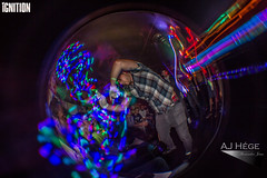IGNITION: Glove Competition (May 23, 2013) (AJ Hge Photography) Tags: longexposure light people music canon aj photography lights orlando furry energy glow florida vibrant live trails fisheye event lighttrails firestone trippy venue hege edm ignition furtographer canonrebelt2i ajhgephotography furcam