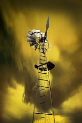 Living In The Land of The Big Wind (jackaloha2 (Crazy Busy)) Tags: texture oklahoma weather clouds photoshop canon rotation tornados storms stormchasers texturedlayers canoneosdigitalrebelxsi jackaloha2 photoshopcs5 vigilantphotographersunite