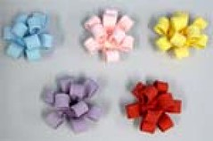 Bow mix colour, 5cm (sweetinspirationsaustralia) Tags: cupcaketoppers