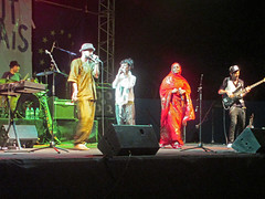 Musicians promote co-existence | موسيقيون يروجون للتعايش | Des musiciens font la promotion de la coexistence