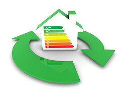 Energy efficiency (certificadosya) Tags: white house chart color building green home ecology electric architecture code energy european colours symbol label union cost eu certificate environmental icon class business arrows environment concept recycle shape profit economy heating levels services consume sustainable consumption renewable labeling ecological values certification classes efficiency classification energetic