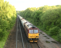 60065 (Pete&Ginger) Tags: ews class60 60065 erewashvalleyline lowerbirchwood