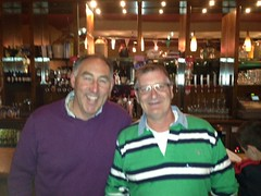 John O'Donnell & Angus Finn Race Night 2013