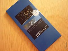 Weinrich's 1895 Lait 32% Cocoa (zazou.ciocolata) Tags: germany chocolatebar milkchocolate weinrich 3034cocoa