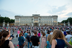 Royal Birth Crowds