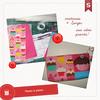 PAP de Necesser para Singer .... (Taty Fazendo Arte) Tags: cupcake singer patchwork euquefiz estojo necesser necessarie