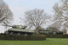 Memorial Museum of the Battle of Normandy Bayeux Normandy France (adrienne_bartl) Tags: france normandy dday bayeux tanks memorialmuseumofthebattleofnormandy