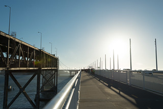 New Bay Bridge Bike Trail