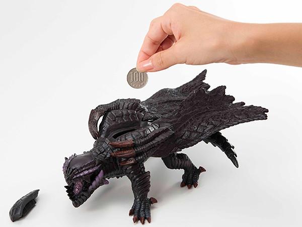 MEGAHOUSE 角色存錢筒「魔物獵人4」篇