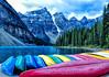 Moraine Color (Jeff Clow) Tags: albertacanada banffnationalpark morainelake canadianrockies ©jeffrclow jeffclowphototours