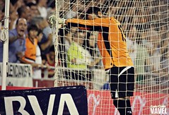 Valencia CF 3-1 Sevilla FC (5 Jornada) (VAVEL Espaa (www.vavel.com)) Tags: beto ftbol mestalla sevillafc valenciacf ligaespaola ligabbva ftbolespaol vavelcom carlacorts