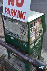 Honolulu Graffiti , 2013 (HiZmiester) Tags: street urban streetart news art graffiti hawaii stand oahu artsy vandalism honolulu tonk tagging slang blest ndr socer 663k batler endr 663r jezr cezhu phayns