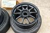 DSC_0416-2 (Blazedd) Tags: black color wheel stem wheels tire racing tires special valve stems rays volks rims 42 rs2 tyres matte tyre volk blk blazed hankook valvestem ce28n ce28 16x7 blazedd