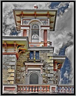 Italianate House ~ Medina NY ~ Historic District ~ 1853