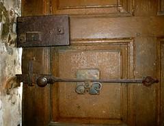 rusty schloss rost serrure türen schlösser doorlocks églisenotredamedegiverville