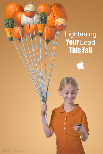 Pumpkin - Feather Light with text (1200)