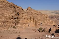 "Petra, Jordan - Ad Deir (""The Monastery"") (GlobeTrotter 2000) Tags: world travel sunset heritage clock tourism rock architecture treasure petra visit unesco jordan monastery deir addeir alkhazneh nabataeans"