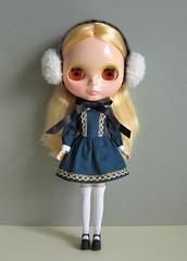 snow queen dress set