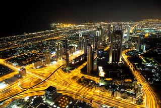 Veins of Dubai - Burj Khalifa, برج خليفة, United Arab Emirates