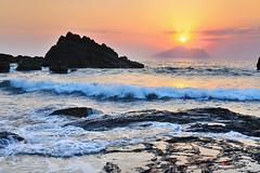 冬陽 (愚夫.chan) Tags: sunrise taiwan 臺灣 日出 外澳 宜蘭縣 頭城鎮