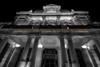 Palacio Consistorial (Cani Mancebo) Tags: españa blancoynegro cutout spain arquitectura murcia cartagena contrapicado desaturado palacioconsistorial canimancebo