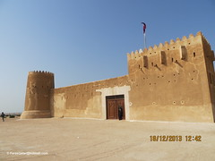 -   (Feras Qaddura) Tags: al state fort qatar  zubara alzubara