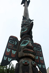 IMG_3105a (markbyzewski) Tags: alaska ugly totempole ketchikan