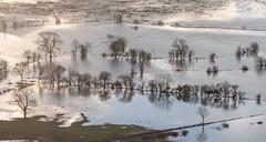 Flooded Bassenthwaite Lake from Dodd (5) (allybeag) Tags: lake weather flooding lakedistrict hills cumbria derwentwater rays hazy dod fell crepuscularrays christmasday crepuscular dodd bassenthwaite bassenthwaitelake