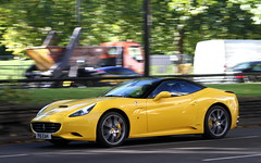 Ferrari California. (Tom Daem) Tags: california london ferrari