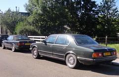 Bmw E23 Stance Bmw E23 735i 20 5 1985