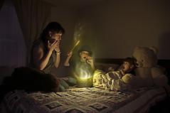 5.52 Magic (~Kellie) Tags: family selfportrait me kids children mom magic believe imagine 52weekproject