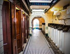 Public Toilets, South End Green (London Less Travelled) Tags: london toilet heath restroom hampstead lavatory gents gentlemen northlondon southendgreen