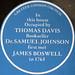 DR SAMUEL JOHNSON met JAMES BOSWELL