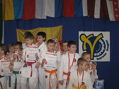 Środkowoeuropejska Liga Karate 01-02.03.2008