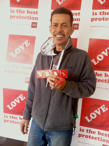 International Condom Day 2014: San Francisco, CA