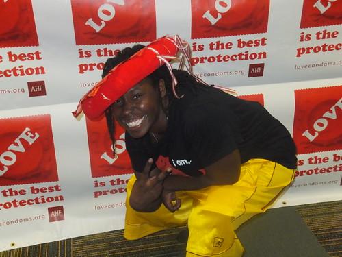 International Condom Day, 2014: Tampa, Florida