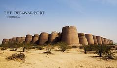 Derawar Fort (Rohaan Ali Photographics) Tags: fort ali oldest photographics bahawalpur derawar rohaan