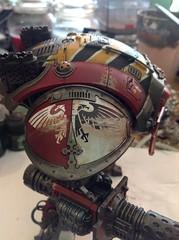 Imperial Knight - wip (jontlaw) Tags: model games 40k imperial warhammer knight 40000 gamesworkshop