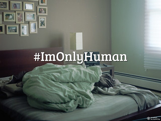 #FlickrFriday: #ImOnlyHuman | Live the recall to your human being side.