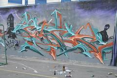 chan (Er Pike De ABDT) Tags: wild graffiti pastel huelva pike wildstyle 2014 pyke modelpastel abdt abasedetaker abdtcrew elpike elpyke