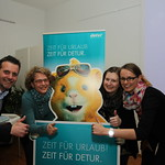 Detur & Friends auf Roadshow