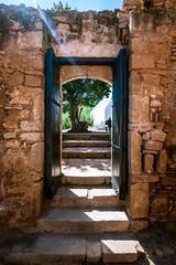 The Gateway (Graham Gibson) Tags: trek ruins olympus panasonic morocco rabat tepper challah gf1 918mm