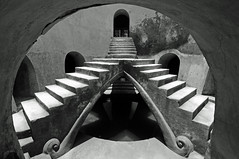 Doorways and Staircases (Oliver J Davis Photography (ollygringo)) Tags: old travel bw heritage history mystery architecture underground indonesia lost religious java construction ancient asia southeastasia arch room muslim islam religion dream tunnel palace mosque stairwell arabic well staircase mysterious maze jogja choice archway exit yogyakarta yogya escher tamansari wayout islamic decisions escheresque kraton placeofworship sultanate sultanspalace escherlike kratonngayogyakartahadiningrat ngayogyakartahadiningrat oliverdavisphotography oliverjdavisphotography