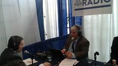 Joe Kaufman interviewed by Liberty Radio