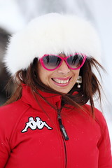 69 ([Blackriver Productions]) Tags: portrait woman snow ski mountains hot cold skiing racing equipment mature snowboard milf challenge sci piste lathuile
