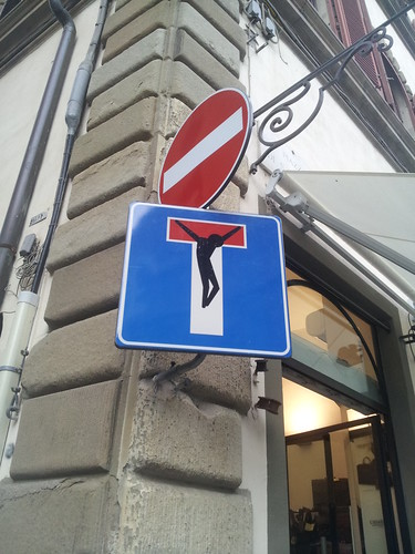 Impasse à Florence