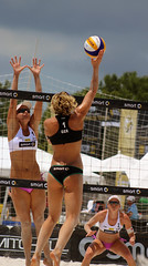 FIVP St. Pete Grand Slam (Catharine Rose) Tags: beach sports sport athletics action volleyball athlete