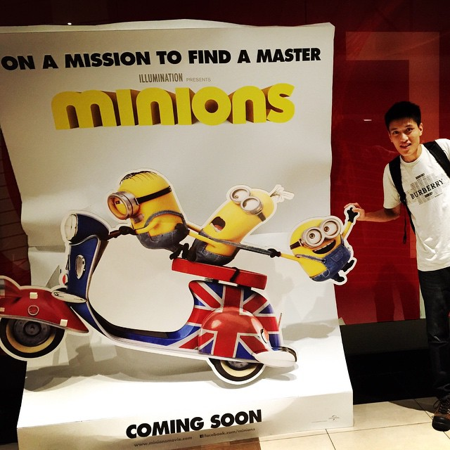 UH OH. Minions Jun 18