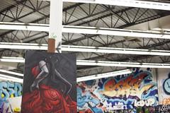 Demolition Exhibition - GVM004 (#melphoto) Tags: streetart bike graffiti jerseycity nj demolition exhibition mc burn skatepark artists skateboard tagging rapper newportmall pepboys gvjc