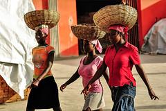 Port-au-Prince, Haiti (Billy Heath III) Tags: travel light red photography golden haiti flickr culture adventure explore heath baskets billy missions carry ngo nonprofit portauprince wwwbillyheathphotographycom